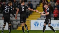 EA Sports Cup wrap: Bohs and Dundalk ease through
