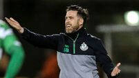 Stephen Bradley believes old foe John Caulfield was owed more time