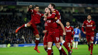 How Henderson convinced Klopp he can be great at eight