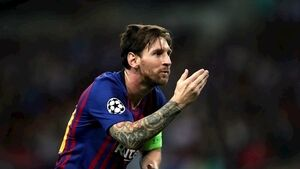 Messi shatters United dreams of Camp Nou miracle