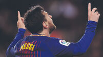 Opportunity knock for maestro Messi