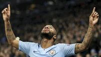 Sterling hailed as an 'inspiration' to youth