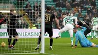 Celtic must wait to secure title after draw against Livingston