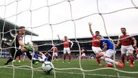 Arsenal come unstuck on the road again