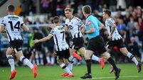 Airtricity League wrap: Dramatic night sees Dundalk stay top