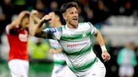 Ronan Finn steadies nerves as Shamrock Rovers dig in for victory