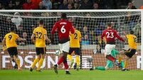 United fail to keep Wolves from door