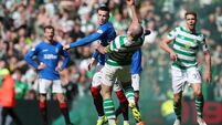Lennon blasts unruly Gers as Celtic have last laugh