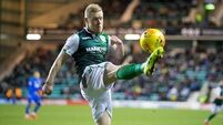 Daryl Horgan's double clinches long-awaited derby win for Hibs