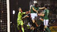 Bohemians v Cork City clash the pick of EA Sports Cup quarter-finals