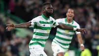Edouard puts Celtic in Europa League command to ease heat on Lennon