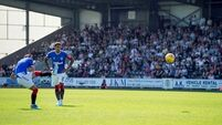 Borna Barisic earns Rangers a narrow win over St Mirren