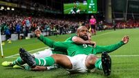 McGoldrick's first Ireland goal snatches late draw against Switzerland