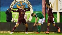Melody on song as Galway send City crashing out