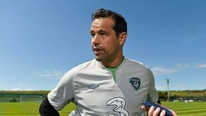 Former Ireland goalkeeper David Forde retires