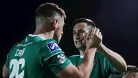 Cork City 'out to get' Saints, says Conor McCarthy