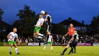 Cork City ride their luck but advance to next round of cup