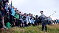 Lowry survives late wobble but McIlroy rally falls agonisingly short