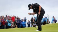 Fortune favours the brave: The winners and losers from the final day of the Open