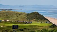 Portrush to welcome record-breaking crowd for Open outside of St Andrews
