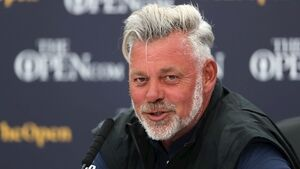 Darren Clarke reflects on the North's 'incredible journey' from The Troubles to hosting The Open