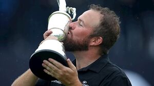 Diplomat Shane Lowry plays a blinder in Portrush