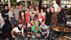Watch: Singers and musicians kick off Christmas in Cork Penny Dinners