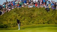 Focused Shane Lowry a man on a mission in Lahinch