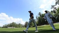 Rory McIlroy sees no need for superstar caddie