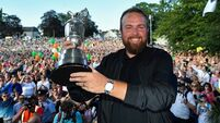 Shane Lowry: 'The next little while is going to be a little crazy, isn't it?