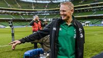 Bruised Ireland in 'foreign territory', admits Schmidt