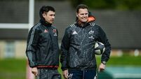 Felix Jones reunites with Rassie Erasmus on South Africa's RWC coaching ticket