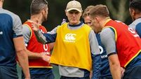 We 'took our eye off the ball' Schmidt admits as Ireland continue World Cup preparations