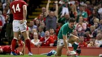 Match in 60 seconds: Wales 17, Ireland 22