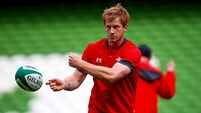 Patchell upbeat after tough year