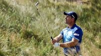 Pádraig pencils in Irish Open at Lahinch