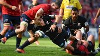 Munster face back-to-back games against Saracens as Champions Cup fixtures released