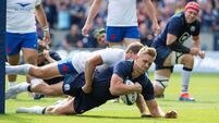 Scotland still need to improve after beating France