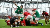 World Cup semi 'a dream' Joe Schmidt would love to see come to fruition