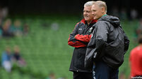 Focused Joe Schmidt not getting caught up in farewell fever