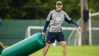 Joe Schmidt: 'To go from 40 down to 31 was really difficult'
