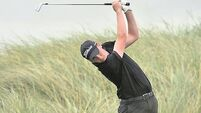 Irish Close Championship: Weather fails to halt Mullarney's march