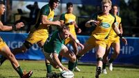 Red card and spate of injuries allowed Australia to claim victory over Ireland U20s