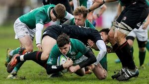 U20 Championship: Red Rose gain some revenge on Ireland