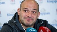 Rory Best on retirement: 'It's important it doesn't affect match preparation'