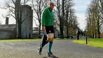 O'Kelly advises Toner not to give up on Rugby World Cup dream