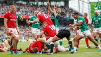In 60 seconds: Furlong and Ryan tries crucial as Ireland beat Wales to top world rankings