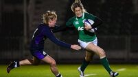 Ireland's Alison Miller announces retirement from international scene