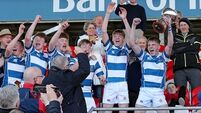 Rockwell College bridge 22-year gap to win Junior Cup