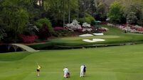 At the Masters, it's not just the players who are the stars